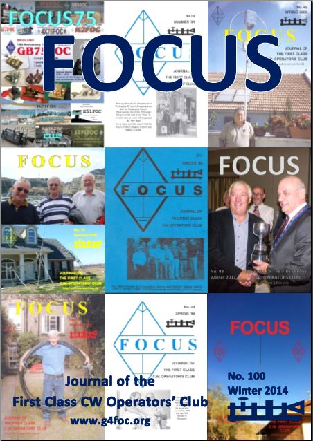 FOCUS Issue 100